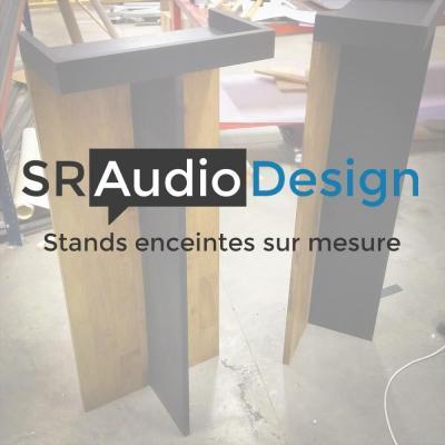 SRAudio Design | Stands enceintes