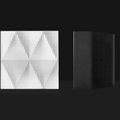 artnovion-Petra-W - Bass Trap HP-back-front