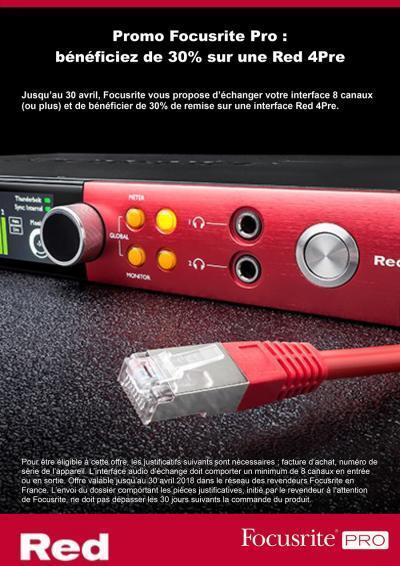 ocusrite Red 4Pre promo