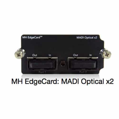 Metric Halo 1 MH EdgeCard MADI Optical x2