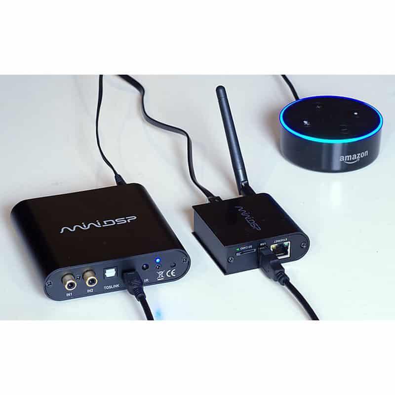 mini dsp Wi DG Alexa echo