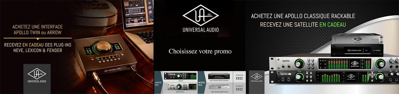universal audio promo Q4