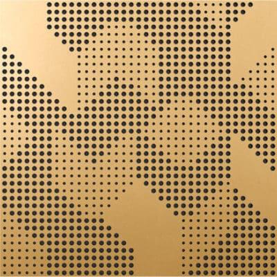 artnovion Komodo W Bass Trap corner classic gold