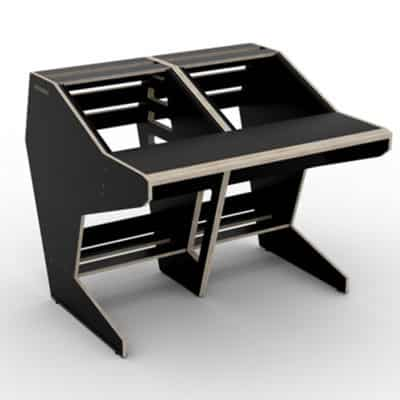 Sessiondesk QUINTAV black