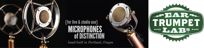 Ear trumpet labs banniere
