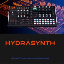 ASM HYDRASYNTH desktop showroomaudio