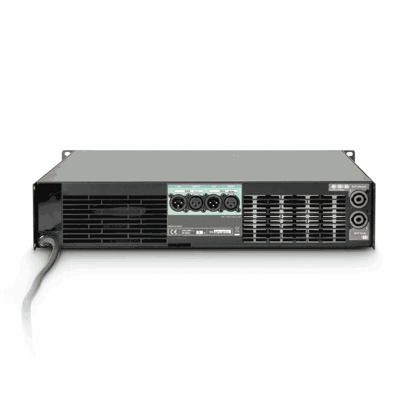RAM audio W6000 back