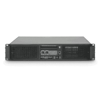 ampli RAM audio W6000 front