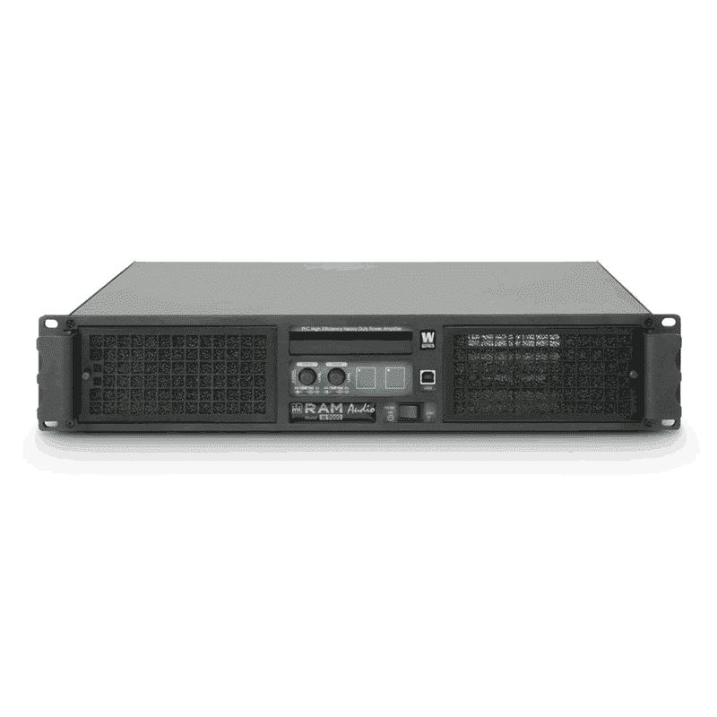 RAM audio W9000 face
