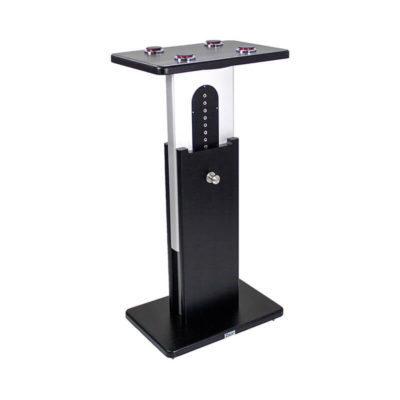 Pied d'enceinte Zaor ISO Stand MkII 600 black showroomaudio