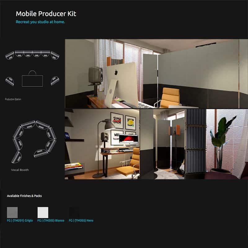 artnovion Mobile Producer Kit showroomaudio