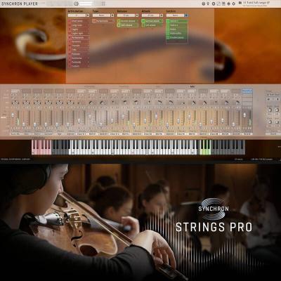 VSL Synchron Strings Pro Showroomaudio