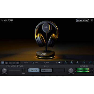 Steven Slate Audio VSX plug-in showroomaudio