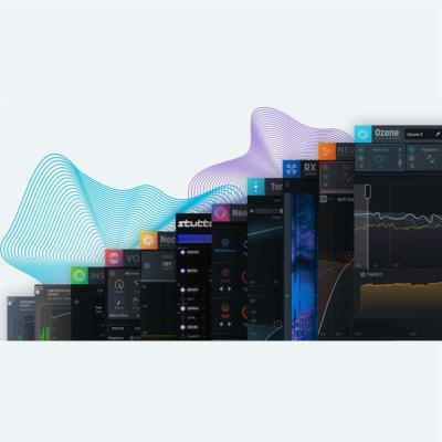 Izotope Music Production Suite 4 showroomaudio
