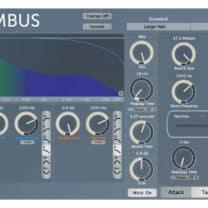 Exponential Audio NIMBUS gui showroomaudio